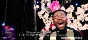 Video: Prospa Ochimana - Ekwueme feat. Osinachi Nwachukwu